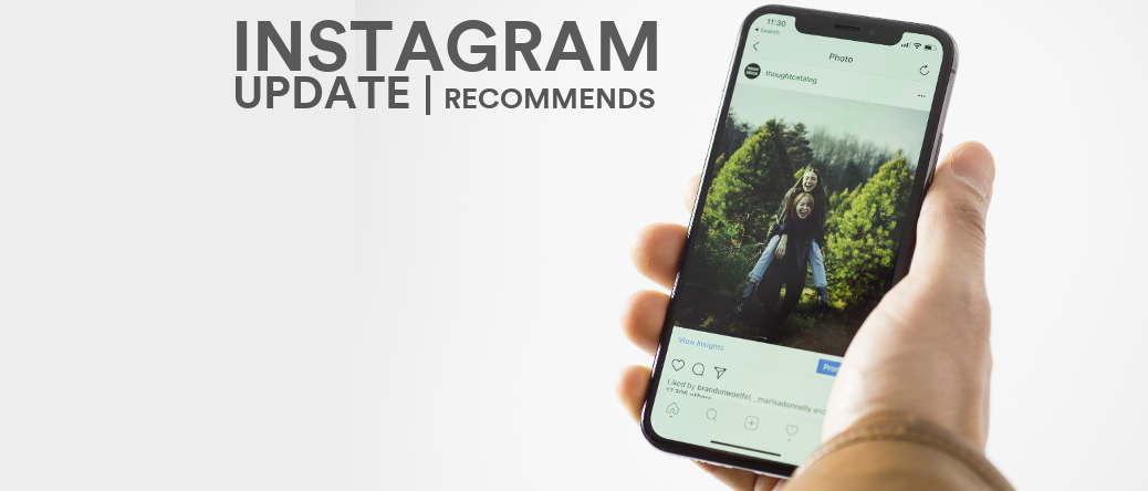 Instagram tests new function   Publication recommendation